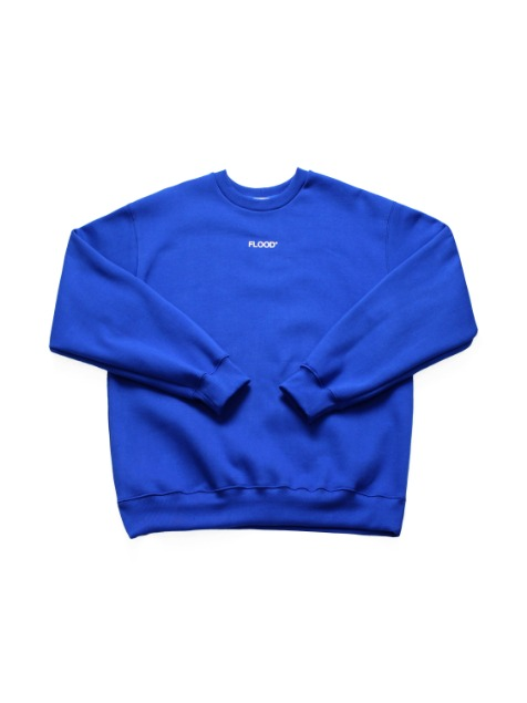 SEASON LOGO SWEATSHIRTS / ROYAL BLUE