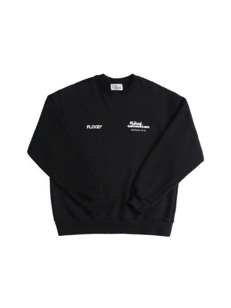 THE CHEMICAL CD LOGO SWEATSHIRTS / BLACK