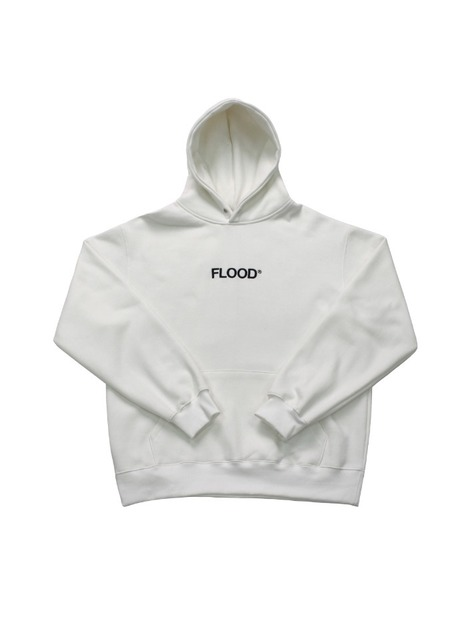 LOGO HOODIE / OFF WHITE